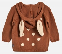 Cardigan Cookie - Cognac
