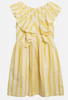 Klänning Dorthea (Lemon drop)