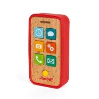 Leksaksmobil Smartphone av trä
