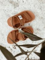 Sandal Sun Dark Orange