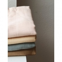 Filt - Muslin filt - Rose Dust