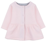 Kofta - Jacquard Philo Cardigan pink