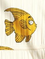 Klänning - Fish ss Offwhite