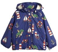 Jacka - Light puffer jacket Navy