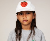 Keps - Strawberry soft cap