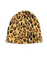 Mössa Basic leopard (Tencel)