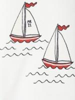 Body - Sailing boats white