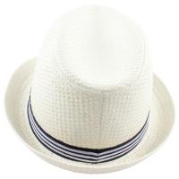 Hatt - Sommarhatt Stråhatt Nordic Off White