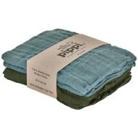 4-pack Muslin filtar - Lead