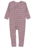 Pyjamas bambu hundar (lavendel)