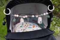 Barnvagnsmobil - Ugglor