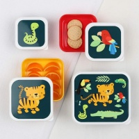 Snackbox set - Tiger