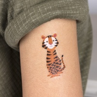 Tatuering Djur