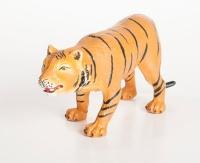 Tiger i naturgummi