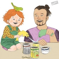Vi odlar smultron