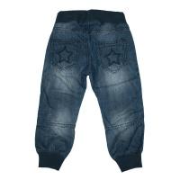 Byxa - Jeans Relaxad Indigo wash