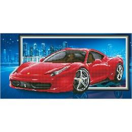 Diamond Dotz - Ferrari (32x62)