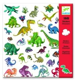 Klistermärken - Dinosaurs
