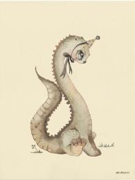 Poster Dear Dino - 50x70