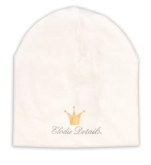Mössa Beanie - Vanilla White