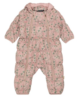 Overall Ofia (Dusty Rose)