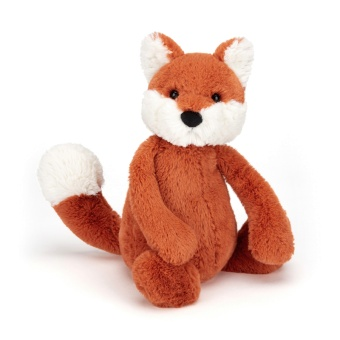 Räv - Bashful Fox Cub Medium