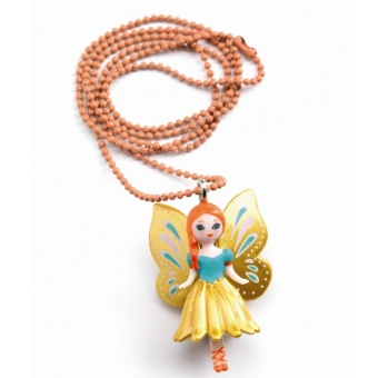 Halsband - Lovely Charm Butterfly