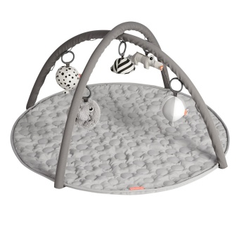 Babygym - Aktivitetsmatta Deer friends Grey