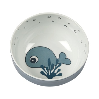Skål - Yummy mini bowl Sea friends Blue