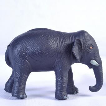 Elefant M i naturgummi (Mamma)