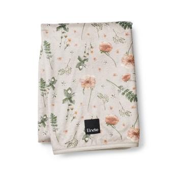 Filt Pärlsammetsfilt Meadow Blossom