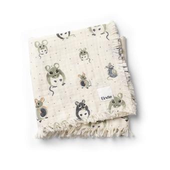 Filt - Forest Mouse Soft Cotton