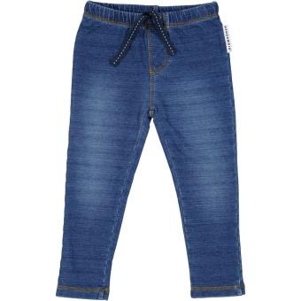 Babyleggings - mjuka indigo blå