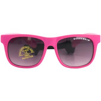 Solglasögon - Böjbara, 2-6år Rosa