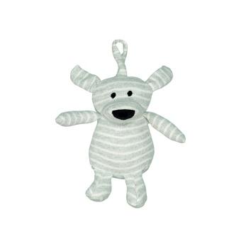 Gosedjur Doddi mini ljusgrå/grå