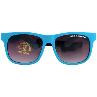 Solglasögon - Böjbara, 2-6år Blå