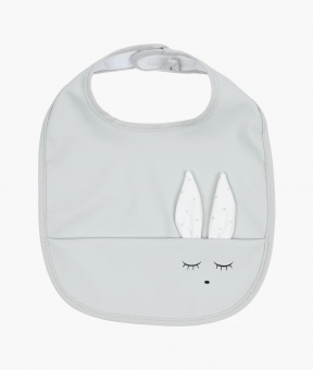 Haklapp - Bunny bib