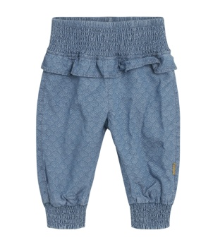 Byxa baby Trine (Washed denim)