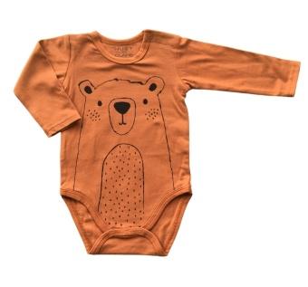 Body terracotta med björn