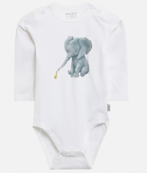 Body med elefant