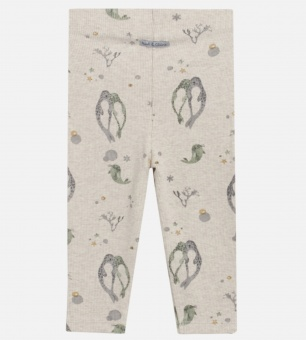 Leggings baby Lille (Seagrass)