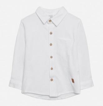 Skjorta vit (jersey)