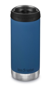 Isolerad TKWide 355ml Cafe cup - Real Teal