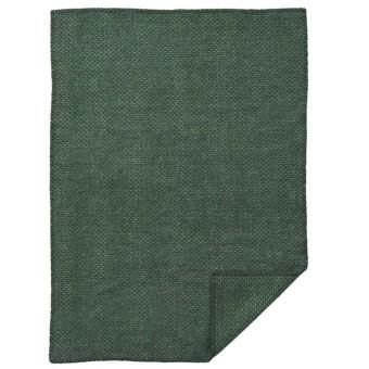 Ullfilt - Domino - grön