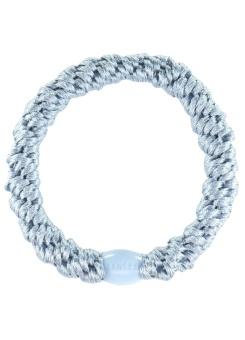 Hårsnodd - Kknekki Sea blueglitter
