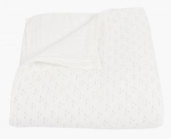 Filt - Sleeping Cutie Swaddle white