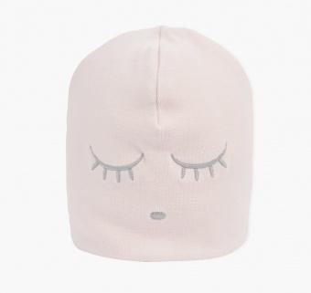 Mössa Sleeping Cutie Lou Hat rosa