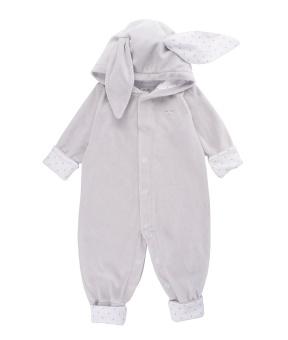 Overall Bunny ljusgrå