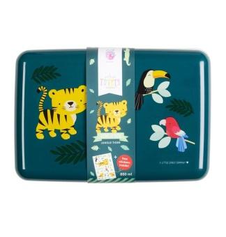 Matlåda/lunchbox JungleTiger