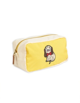 Pennfodral - Dashing dog case Yellow